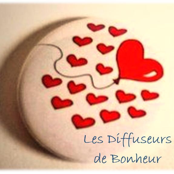 Logo de les diffuseurs de Bonheur